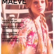 1. MAEVE ISSUE 4 COVER