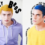 Beauty Bros by Samantha Collie