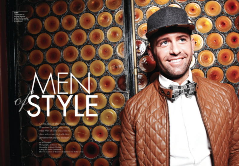 Men of Style story