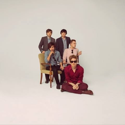 Austin music band, spoon, promotional photo